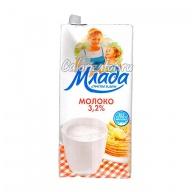 Молоко Млада 3.2%