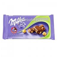Шоколад Milka с цельным фундуком