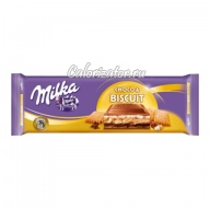 Шоколад Milka Choko Biscuit