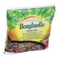 Овощная смесь Бондюэль для жарки с рисом и шампиньонами