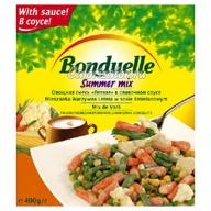 Овощная смесь Бондюэль Летняя в сливочном соусе
