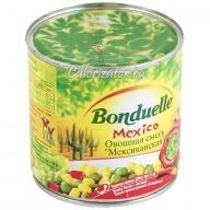 Овощная смесь Бондюэль Мексиканская
