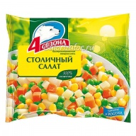 Овощная смесь 4 сезона Столичный салат