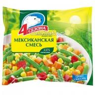 Овощная смесь 4 сезона Мексиканская
