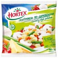 Овощная смесь Hortex картофель по-деревенски