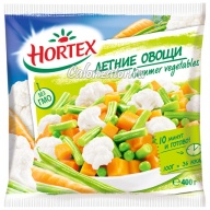Овощная смесь Hortex летние овощи