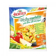 Овощная смесь Hortex stir-fry vegetables