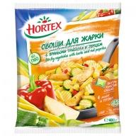 Овощи для жарки Hortex с пряными травами и перцем