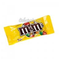 Шоколад M&M's с арахисом