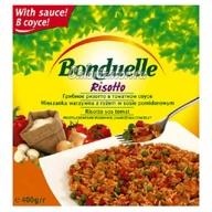 Грибное ризотто Бондюэль в томатном соусе