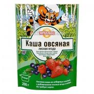 Овсяная каша Myllyn Paras с лесными ягодами и сахаром