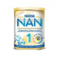 Смесь Nan-1 гипоаллергенный