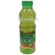 Напиток Nestea Vitao Зеленый чай со вкусом клубники и Алое Вера