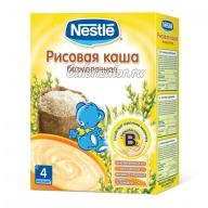 Рисовая каша Nestle безмолочная