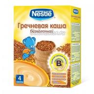 Гречневая каша Nestle безмолочная