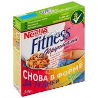 Хлопья Nestle Fitness с фруктами
