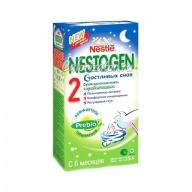 Смесь Nestogen-2 сухая адаптированная молочная с пребиотиками