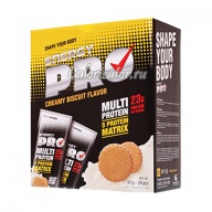 Протеин NL Мульти Сливочное печенье