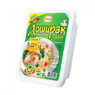 Лапша Доширак со вкусом курицы