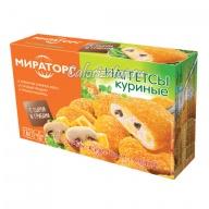 Наггетсы куриные Мираторг с сыром и грибами