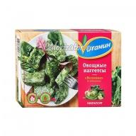 Овощные наггетсы Vитамин Весенние со шпинатом