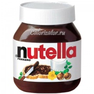 Паста Nutella