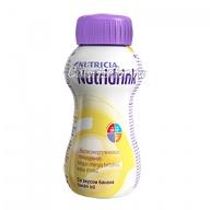 Напиток Nutridrink со вкусом банана