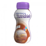 Напиток Nutridrink со вкусом шоколада