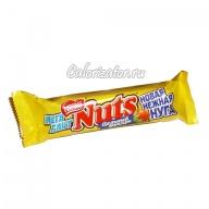 Шоколад Nuts Мегабайт новая нежная нуга