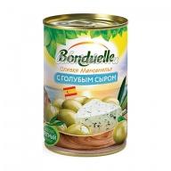 Оливки Бондюэль Мансанилья с голубым сыром
