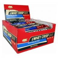 Батончик Optimum 100% Whey Crisp Bar