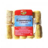 Блинчики Ермолино с печенью Мамины