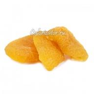 Персик сушёный