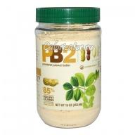 Масло арахисовое PB2 сухое обезжиренное