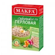 Перловая крупа Makfa в пакетиках