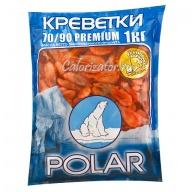 Креветки Polar Premium свежемороженые