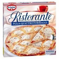 Пицца Ristorante Quattro Formaggi