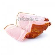 Свиной окорок копчено-вареный (Ашан)
