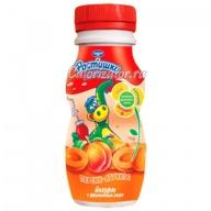 Йогурт Растишка с мякотью персика и абрикоса