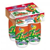 Йогурт Растишка с земляникой