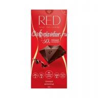 Шоколад RED тёмный классический без сахара