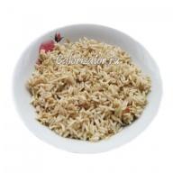 Рис нешлифованный вареный