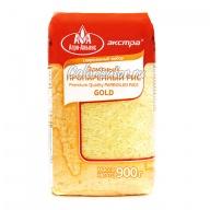 Рис Агро-Альянс пропаренный Gold