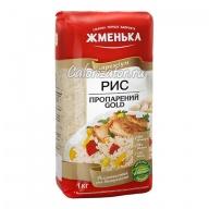 Рис Жменька пропаренный Gold