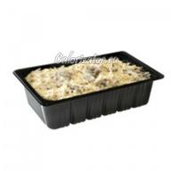 Салат Сыр с грибами готовый