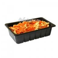 Морковь по-корейски со спаржей готовая