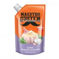 Соус сливочно-чесночный Maestro Gusten