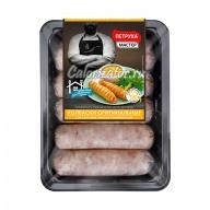 Колбаски Петруха Мастер из мяса цыплят-бройлеров оригинальные