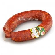 Колбаса полукопченая краковская