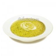 Суп лимонный с рисом